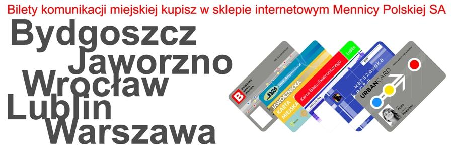 Doladowania Karty Miejskiej Przez Internet Mennica Polska